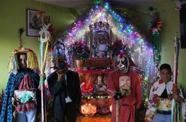 Pastorela Ihuatzio Michoacan