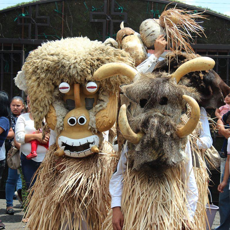 Fiesta de Santa Magdalena - Uruapan, Michoacán Hortelanos