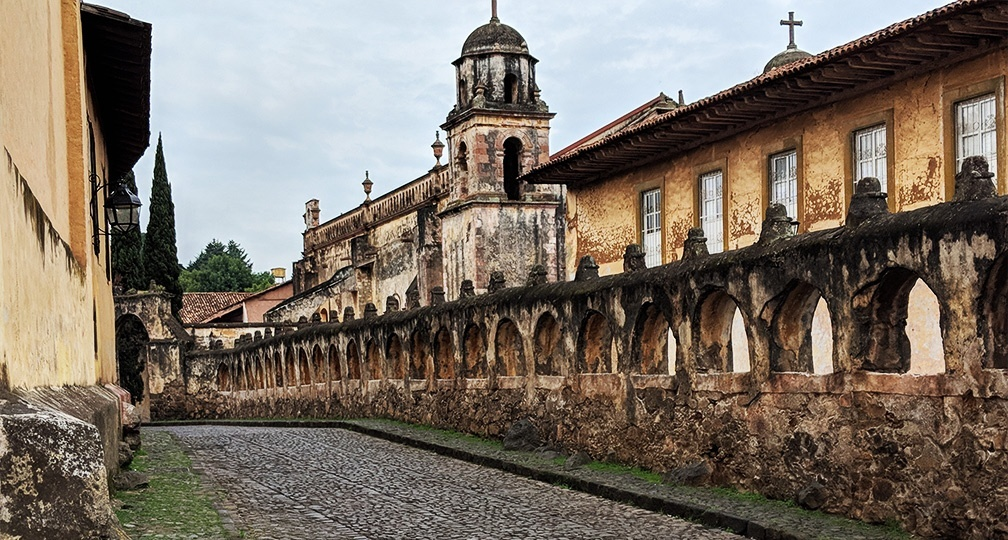 El Sagrario Patzcuaro Michoacan