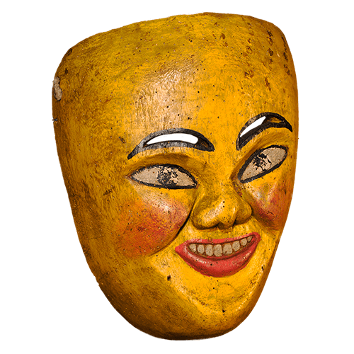 Máscara de Viejo, Carnaval, Veracruz, México