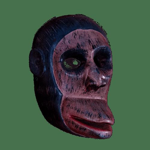Máscara de Chango, Carnaval, Hidalgo México