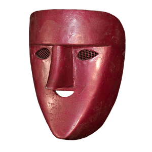 Máscara de Cojó, El Pochó, Tabasco México