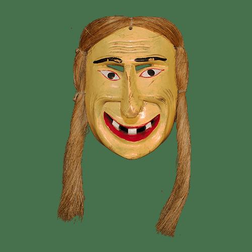 Máscara de Vieja, Los Viejitos, Michoacán México