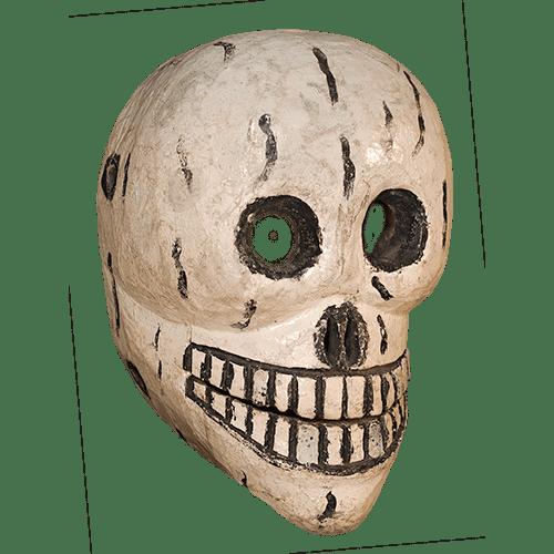 Máscara de Fariseo/Muerte, Semana Santa, San Luis Potosí México