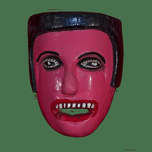 Máscara de Mojíca, Las Mojícas, Veracruz México
