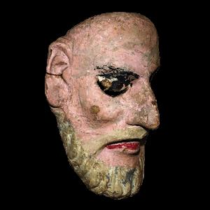 Máscara de Viejo, Pastorela, Guanajuato México