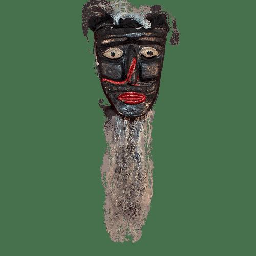 Máscara de Tlacololero, Los Tlacololeros, Guerrero México