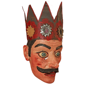 Máscara de Luzbel, Pastorelas, Michoacán México