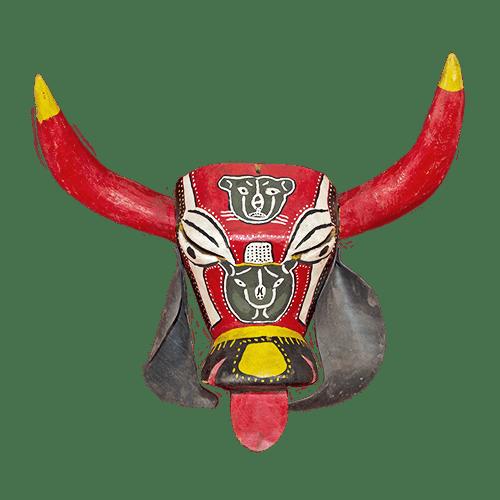 Máscara de Toro, Carnaval, Veracruz México