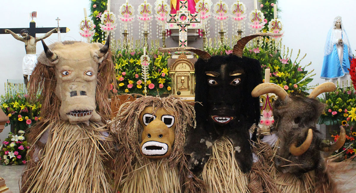 Fiesta de Santa Magdalena Hortelanos